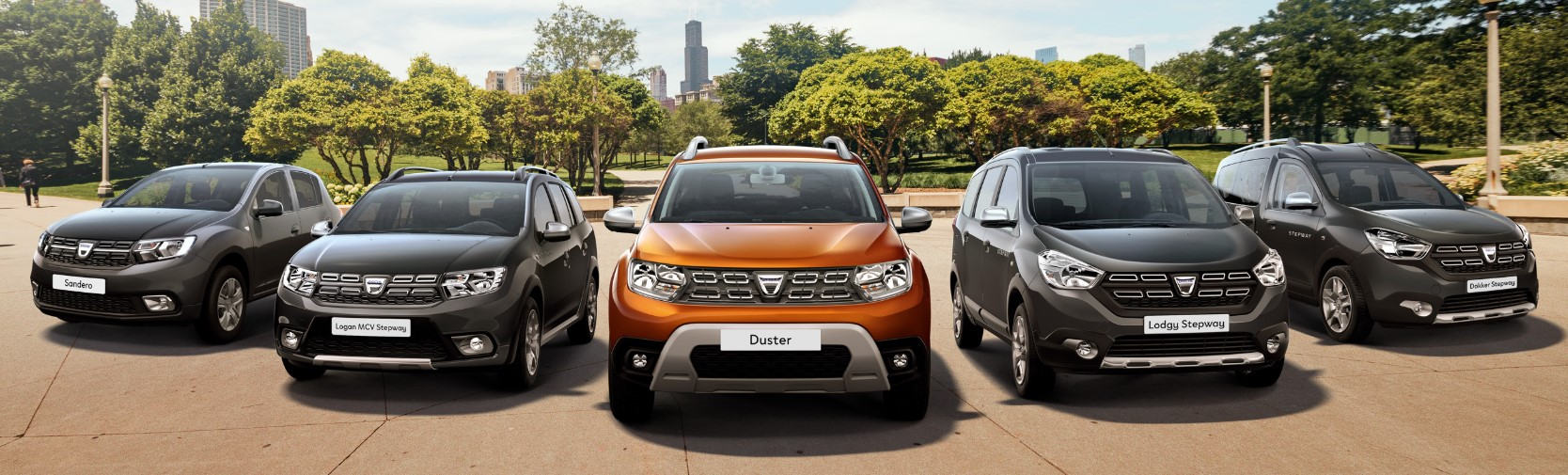 saloncodities dacia 2019