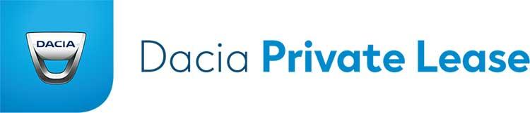 Dacia PrivateLease hoofding